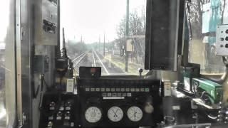 キハ143系 0-110km/h加速 室蘭本線 虎杖浜駅→竹浦駅