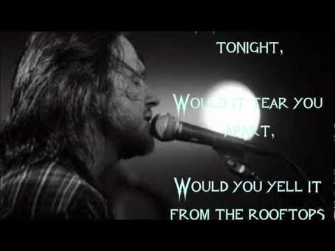 Seether - Tonight (Lyrics), [HD].