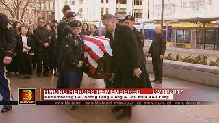 3 HMONG NEWS: Remembering Colonel and Reverend Nhia Xou Yang.