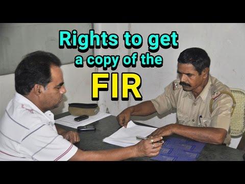 online FIR Copy Download Bihar police - YouTube