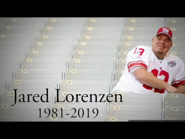 Remembering Jared Lorenzen NFL Star Gone to Soon