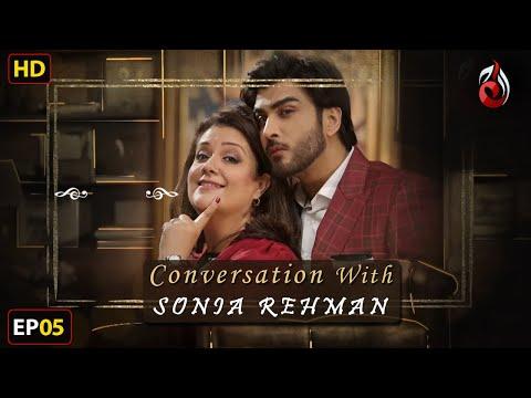 Imran Abbas I Conversation with Sonia Rehman I Episode 05 | Aaj Entertainment