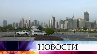 СМИ: атаку накомпьютеры информационного агентства Катара совершили хакеры изОАЭ.(, 2017-07-17T07:02:02.000Z)