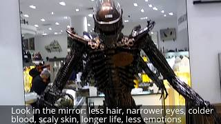 Reptilian Alien UFO VS Army & USAF - Incredible Film - Battle For Earth Past & Future