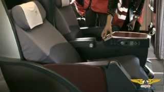 LAN Colombia presentó sus nuevos Boeing 767