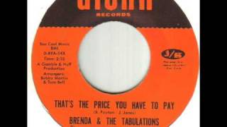 Brenda & The Tabulations That