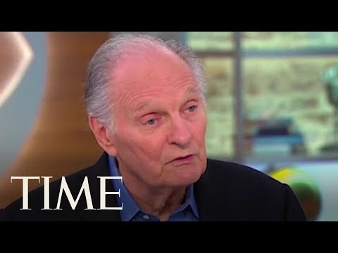 Actor Alan Alda Reveals He Was Diagnosed With Parkinson's Disease  TIME