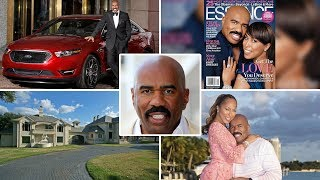 Steve Harvey || Net Worth - House - Cars - Family - Bio - Lifestyle - Salary - 2017