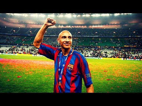 Henrik Larsson 🇸🇪 FC Barcelona 🇪🇸 All 19 Goals ⚽️