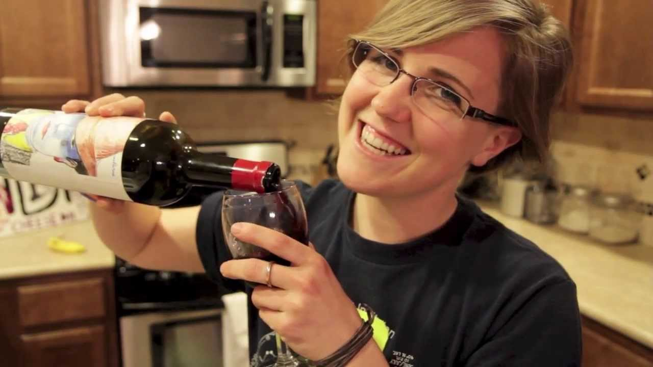 My Drunk Kitchen: Seattle Coffee Cake - YouTube