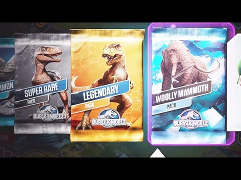 In Top 1% Dominator League - WOOLLY MAMMOTH TOURNAMENT | Jurassic World - The Game