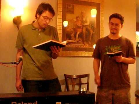 06-04-09 - Blend at the Blue Banana - Dan Schall a...