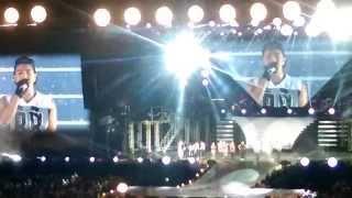 [FANCAM] 141025 BIGBANG - Fantastic Baby + PSY- Gangnam Style @ YG FAMILY 2014 TAIWAN CONCERT