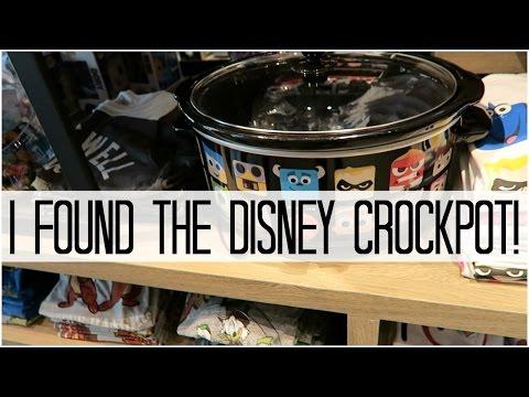 I FOUND THE DISNEY CROCKPOT! - July 3, 2016
