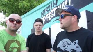 MOLESTA EWENEMENT zaprasza na The Wall Warsaw Hip-Hop Festival