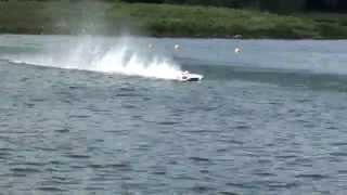 BMPRS Nottingham Catamaran Crash