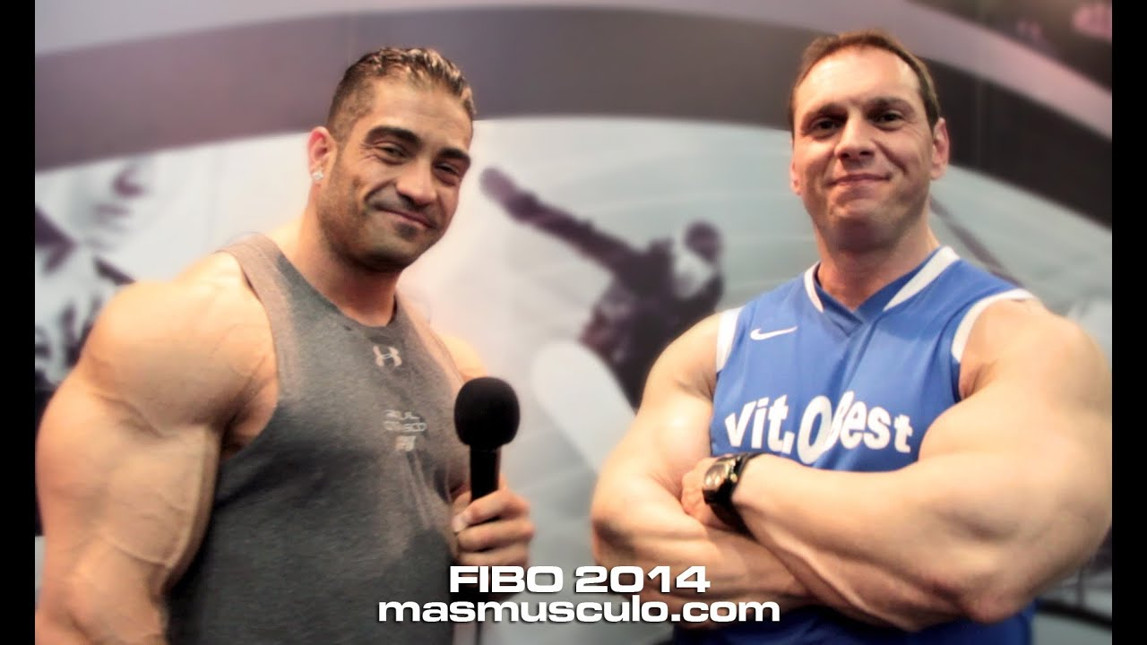 FIBO 2014 - Entrevista de Raúl Carrasco al equipo de