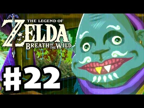 Kilton's Fang and Bone! - The Legend of Zelda: Breath of the Wild - Gameplay Part 22