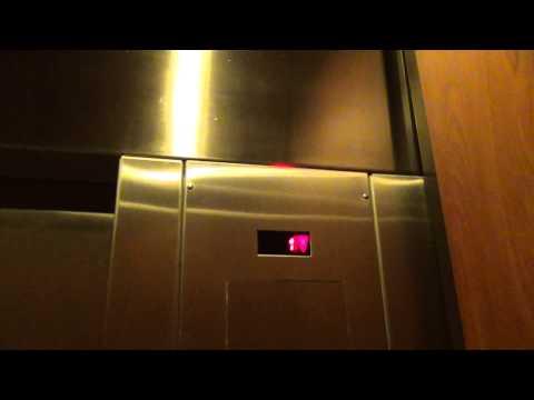 Schindler Hydraulic Elevator - Rosedale Center (near AMC Theatres) - Roseville, MN