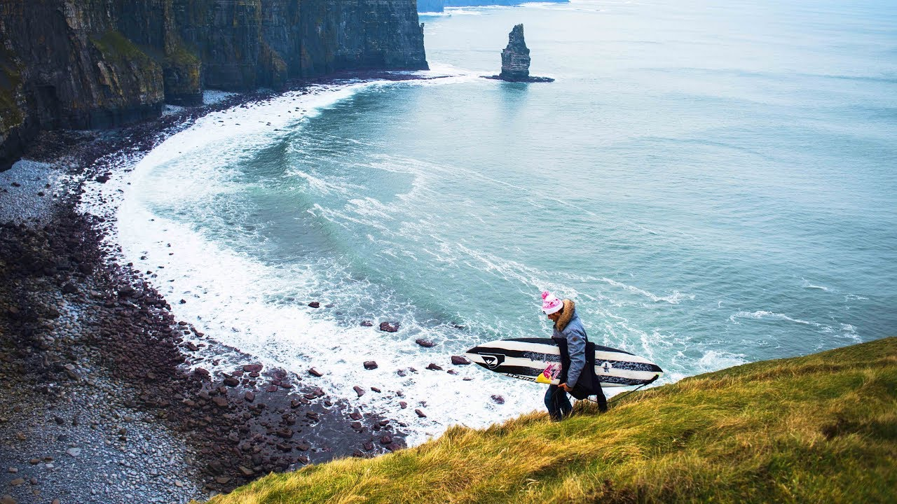 Three Waves in Ireland