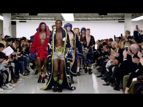 2016 Year in British Fashion