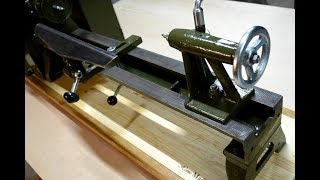 Wood lathe restoration