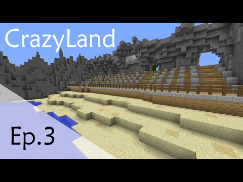 CrazyLand | Ep 3 - On commence le SeaShow ? (FR)