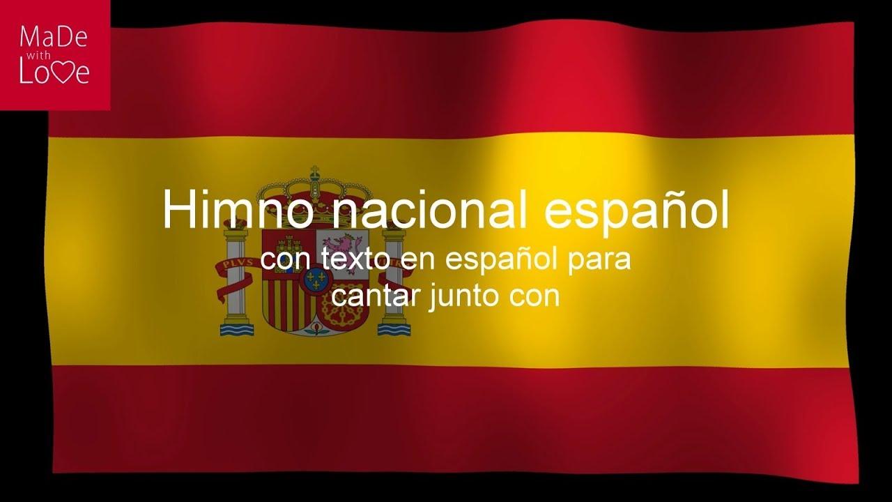 spanische nationalhymne