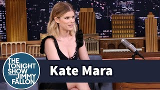 Kate Mara Turned Fiancé Jamie Bell Into a Bigger NY Giants Fan Than Herself
