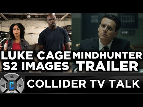 Luke Cage Season 2 Images, New Mindhunter Trailer