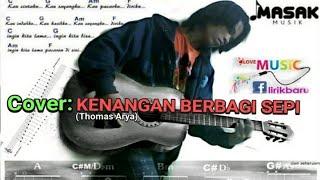 Kenangan berbagi sepi ||Cover gitar (Thomas arya)