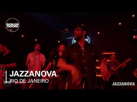 Jazz: Jazzanova Boiler Room x Budweiser Rio Live Set