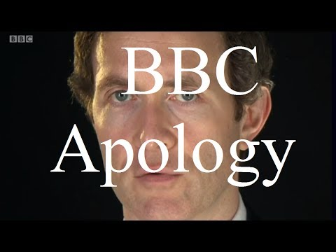 "BBC apology to Douglas Murray ""we need less islam"" is not a hate preacher"