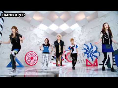 [MV] F(x) (에프엑스) - Pinocchio (피노키오) (Danger) (Vostfr) [HD 720p]