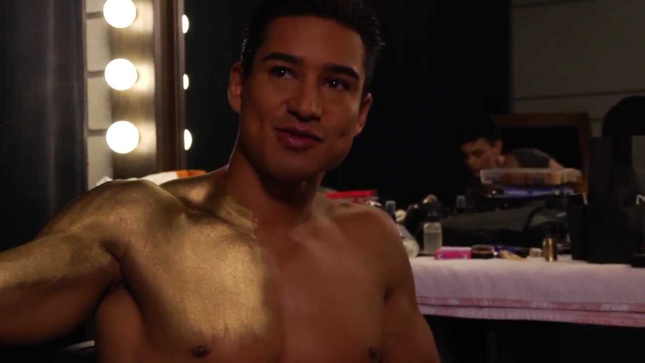 Mario lopez movie sex scene