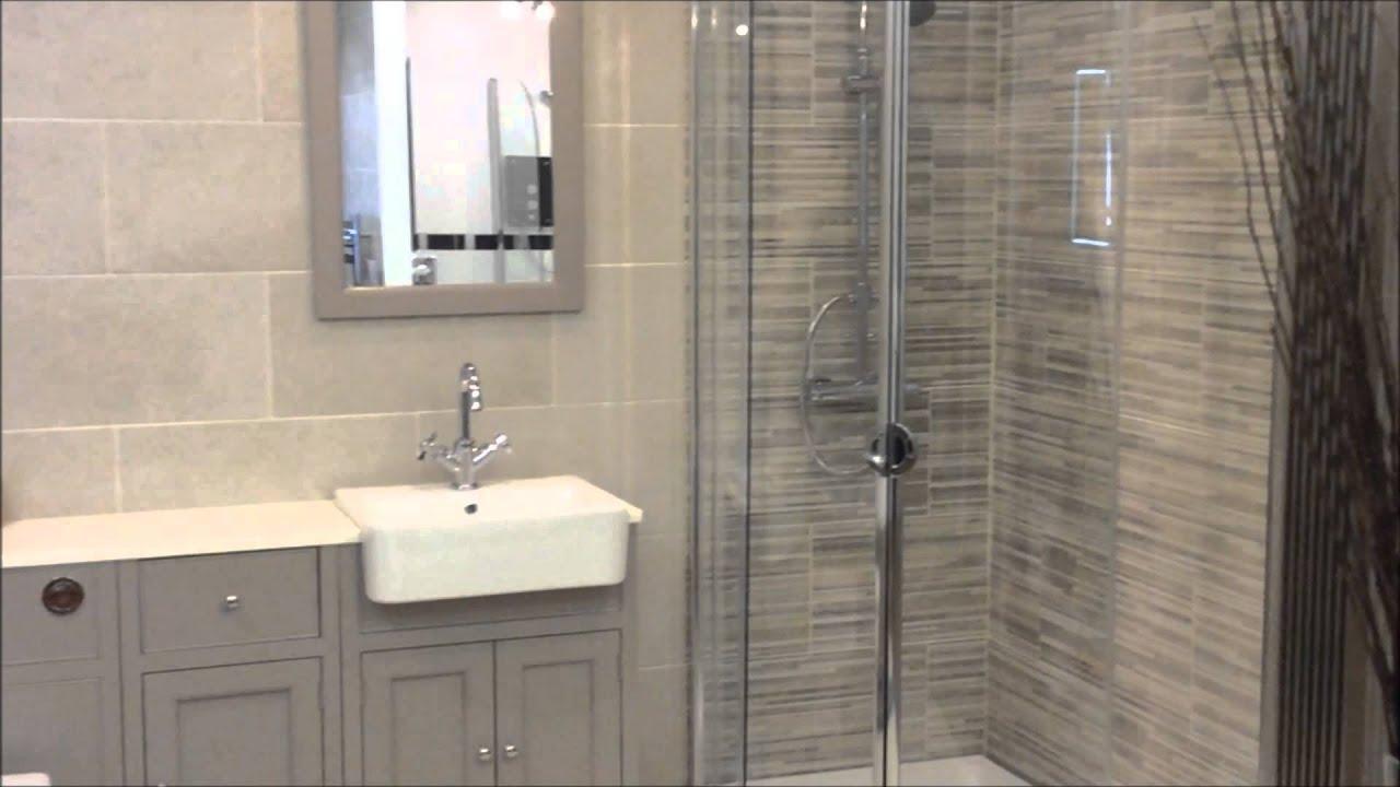 Bathroom Makeovers Glasgow create bathroom + kitchen studio bathroom tour - glasgow - youtube