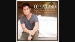 OGIE ALCASID - YAKAP (originally popularized by junior)