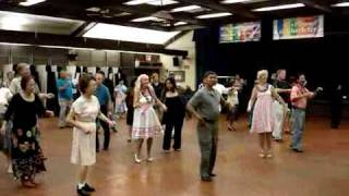 waltz line dance single