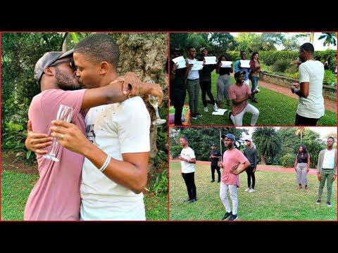 Surprise Gay Marriage Proposal | Mosa & Siya