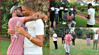Surprise Gay Marriage Proposal | Mosa & Siya