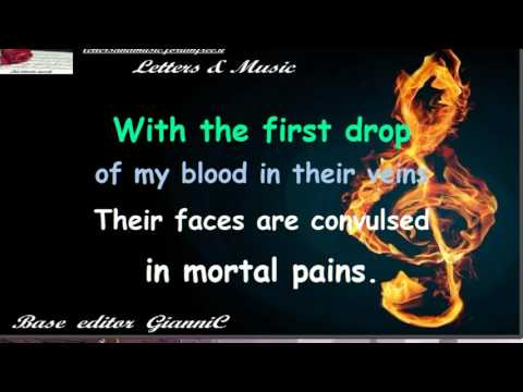 Genesis - The Lamia - karaoke version edited by GianniC