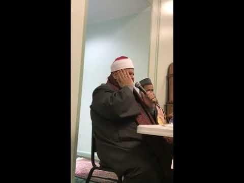الشيخ صديق المنشاوي