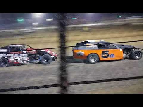 Midwest Mod Race at Midway Speedway