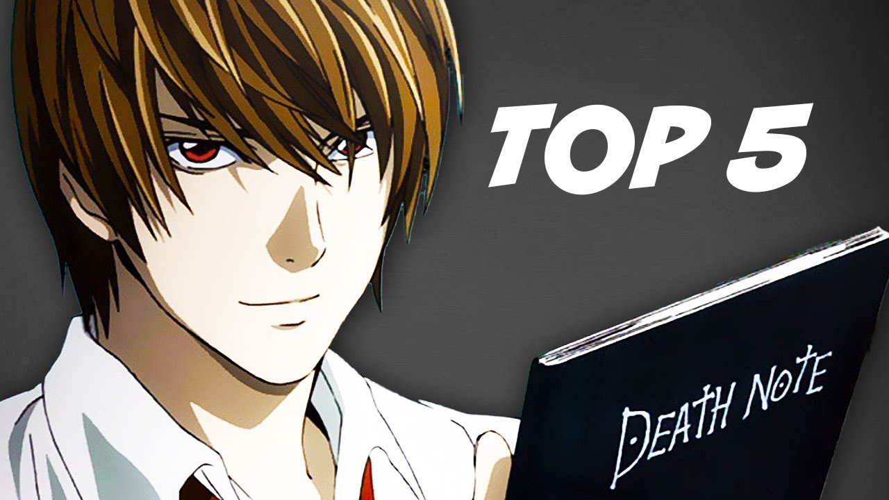 Top 5 Anime Characters : Top evil anime characters emergency club youtube