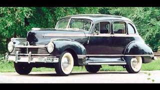 classic cars of the 1940s-50s