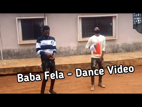 Mr Real – Baba Fela remix (Dance Video) ft Zlatan, Laycon