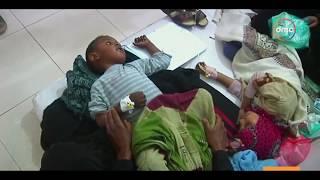 الأخبار - منظمة الصحة العالمية : إرتفاع كبير في عدد الإصابات بالكوليرا في اليمن