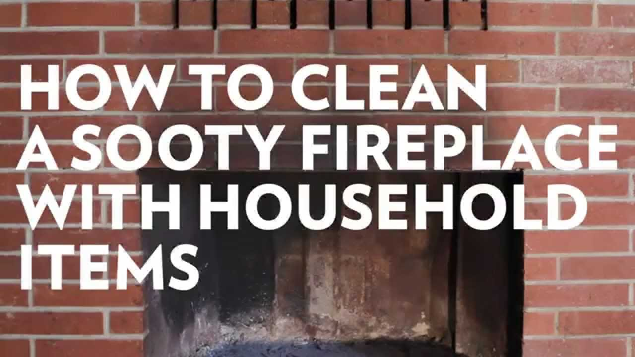 How to Clean Your Fireplace Using 2 Household Items! - How To Clean Your Fireplace Using 2 Household Items! - YouTube