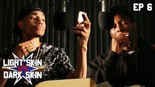 In the Studio: Light Skin Guys vs. Dark Skin Guys ft. MysticGotJokes & MyBadFu Ep. 6