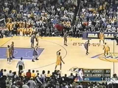 2002 NBA Finals: Nets at Lakers, Gm 2 part 12/12